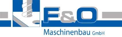 F&O Maschinenbau Logo