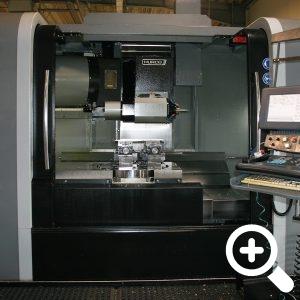 5-Achs-Bearbeitungszentrum Hurco-VMX-60-SRTi