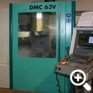 CNC-Bearbeitungszentren DMC-63-V