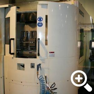 CNC-Bearbeitungszentren Hurco-HTX-500