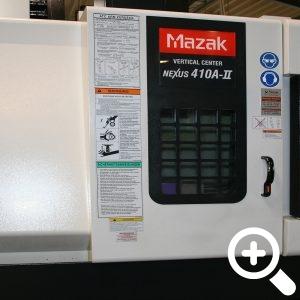 CNC-Bearbeitungszentren Mazak-Nexus-410A-II-mit-4-Achse