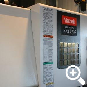 CNC-Bearbeitungszentren Mazak-Nexus-510-C